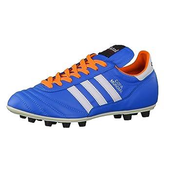 11eaf3520 Adidas Copa Mundial Samba Solar Blue M22356 blau   weiß   orange Size 6.5 UK