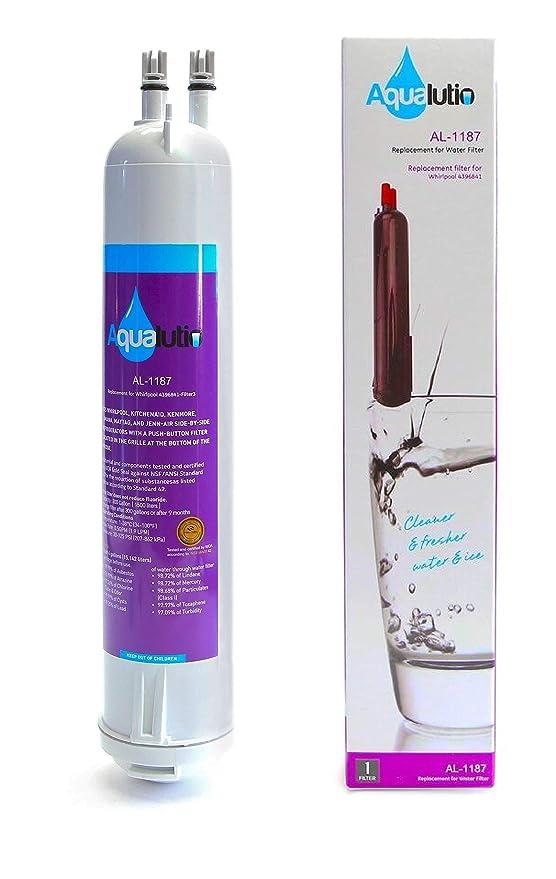 Filtro de agua cartucho de repuesto compatible por aqualutio para ...