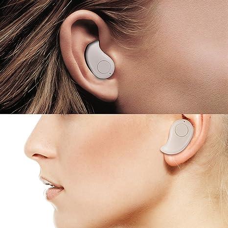 d3b772e523a Rbs Mini Wireless Kaju Style Bluetooth Headset: Amazon.in: Electronics