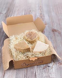 Cesta gourmet QUESO LOVERS. Una caja de experiencias gustativas!