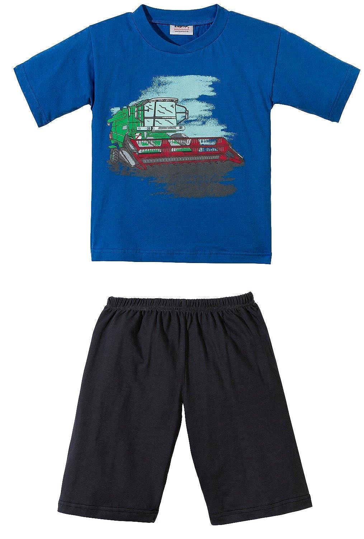Kinderbutt Shorty mit Druckmotiv Single-Jersey