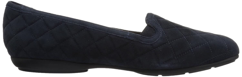 Geox Damen D Annytah C Navy Geschlossene Ballerinas Blau (Dk Navy C C4021) 7339b7