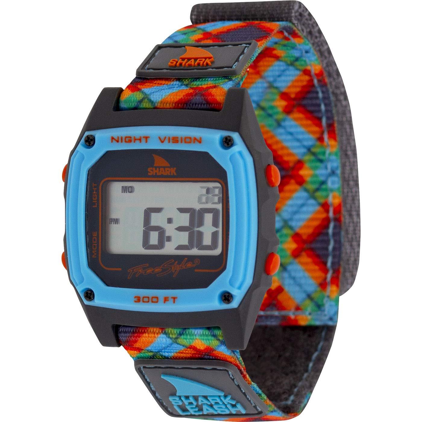 Freestyle Shark Classic Leash Tartan Blue Unisex Watch