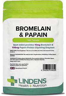 PAPAYA 100 COMPS / Papaina Bromelaina / Ayuda Digestiva ...
