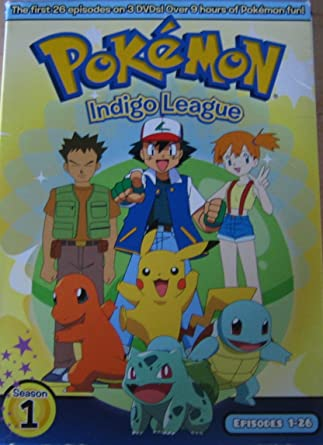 amazon com pokemon season 1 box set movies tv