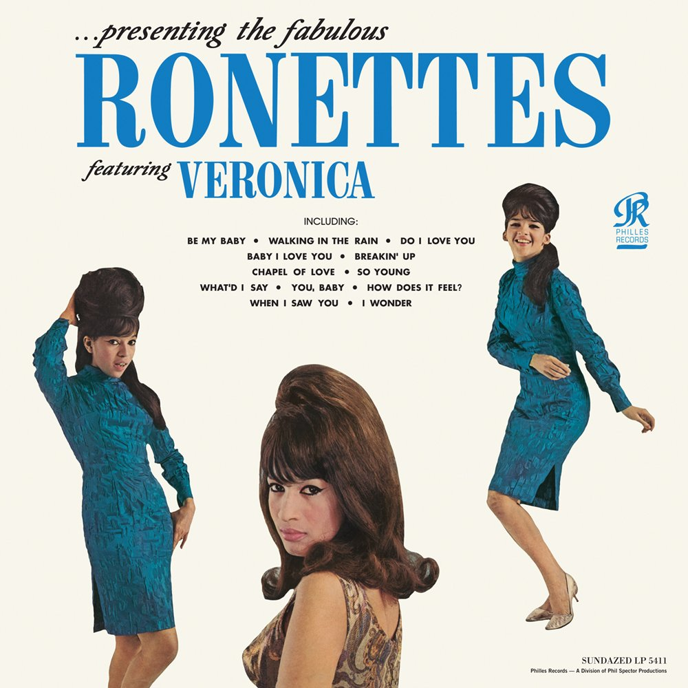 The Ronettes feat. Veronica-Presenting The Fabulous Ronettes-(SICP 4525)-JP Retail-Remastered-CD-FLAC-2015-WRE Download