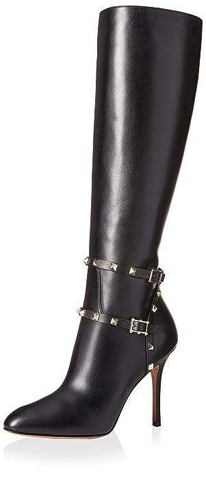 623f8f71d9e3d VALENTINO Women s Rockstud Leather Boot
