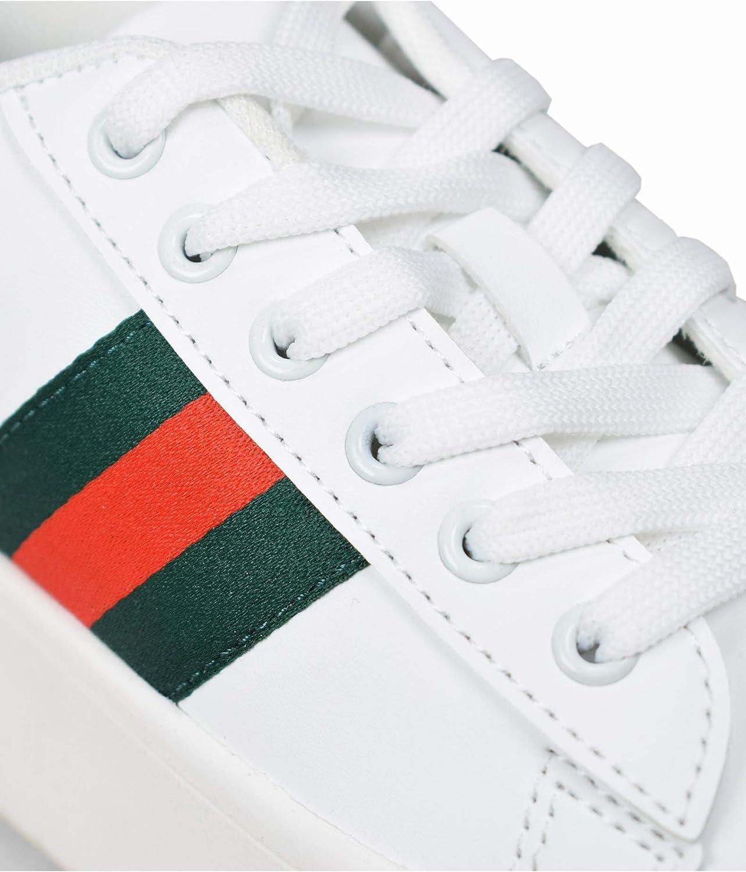 20d7370734a Deportivo Plataforma Tira Bicolor.: Amazon.es: Zapatos y complementos