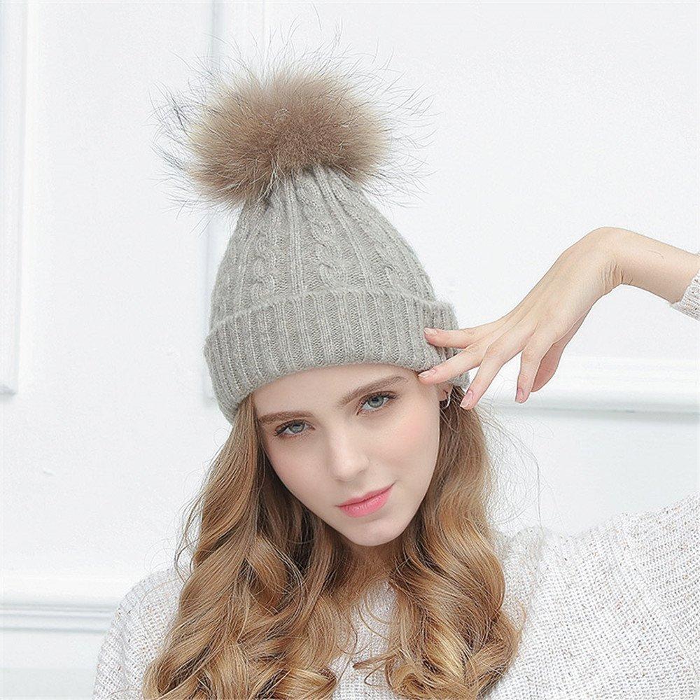 Las mujeres de moda mujer el sombrero de la tapa y la tapa todo el vello femenino dulce-match ball h...