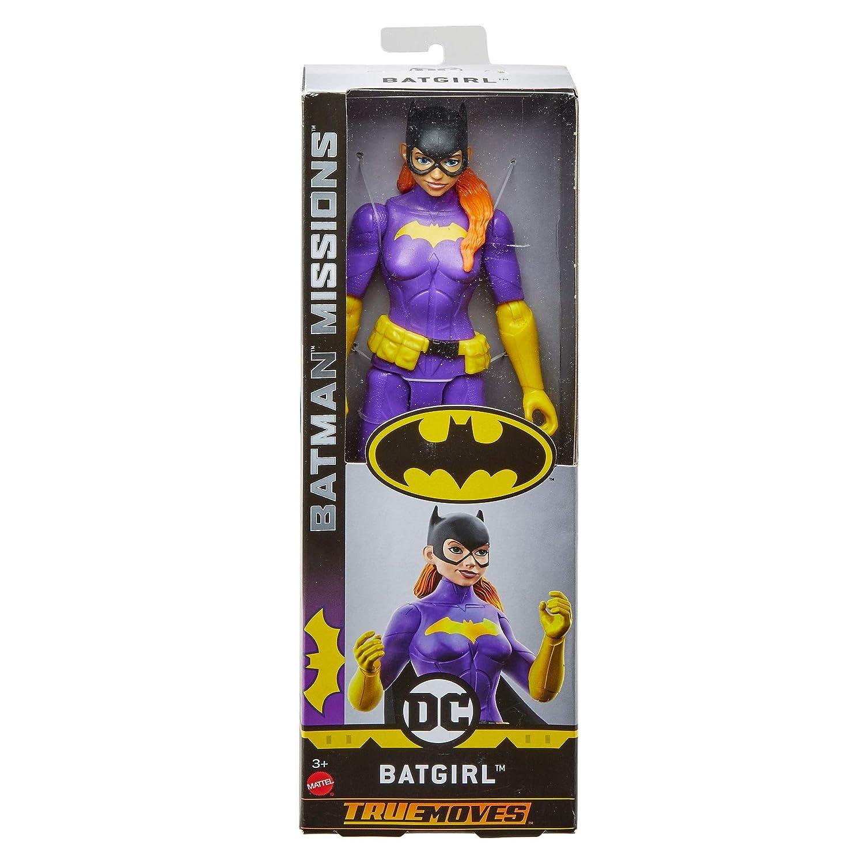 Batman Missions True-Moves Batgirl Figure