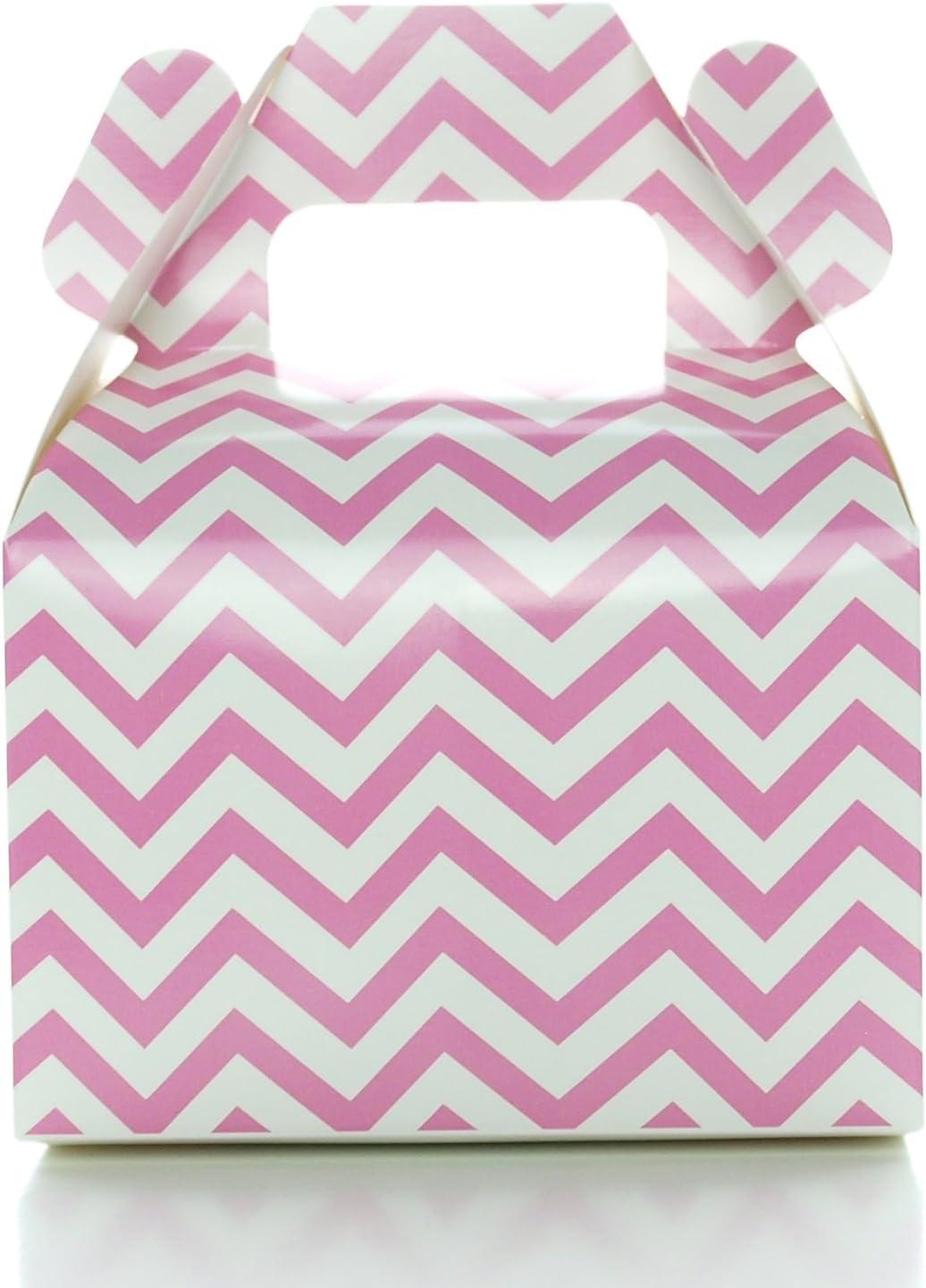 Amazon.com: Caliente rosa cajas de caramelos, pequeño ...