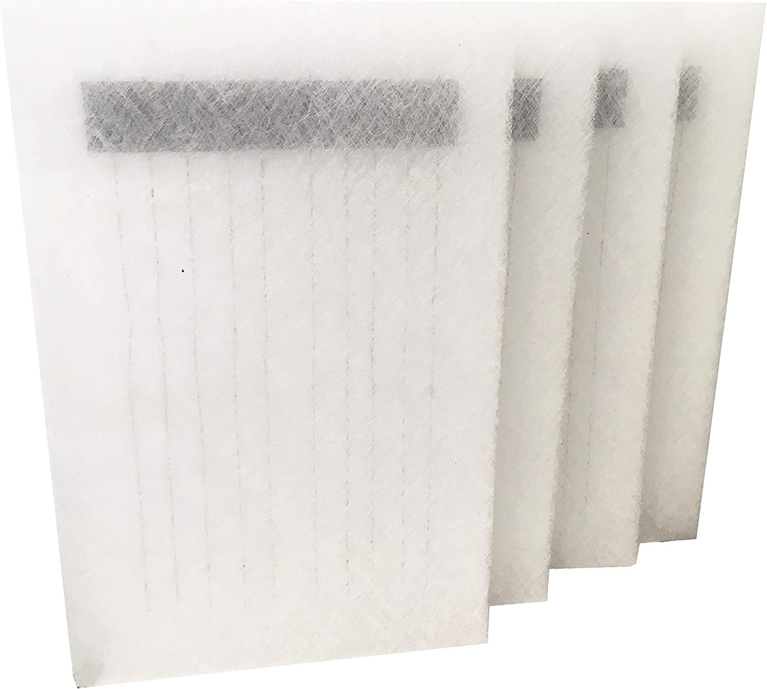 Clean Air Direct Pads (W) compatible with the Micropower Guard Filter 20 X 25 (4 Changes)