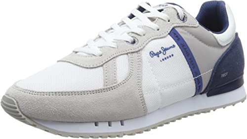 Pepe Jeans Tinker Zero Seal, Baskets Homme: Amazon.fr: Chaussures