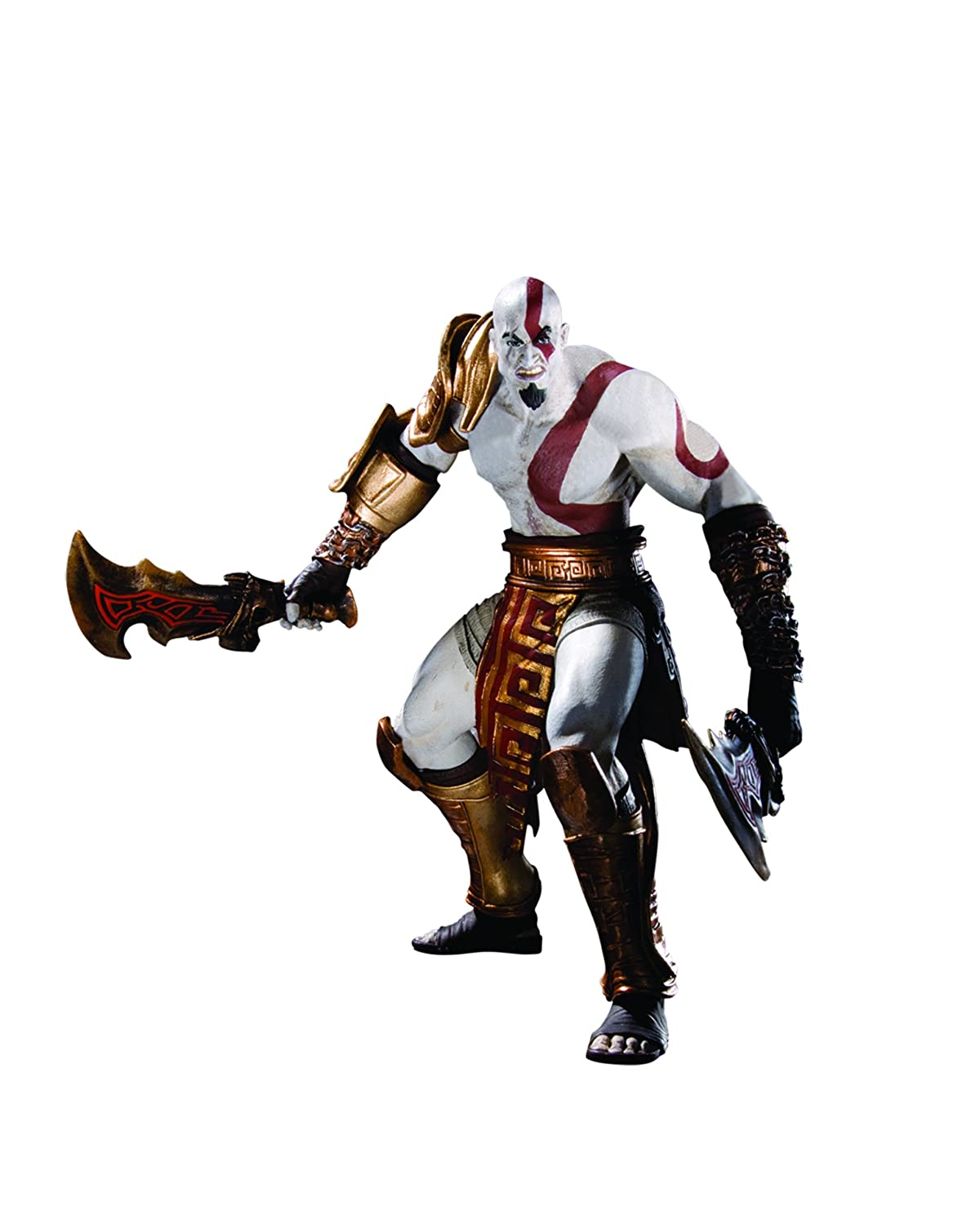 God Of War 3 Series 1 Action Figure Kratos