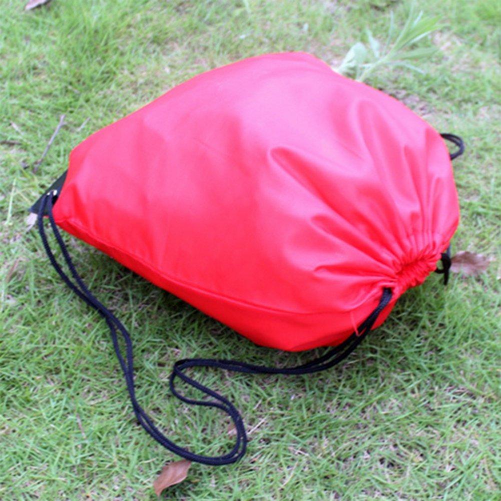 Lubier Gym sac Sac a cordon Sac de natation Solide Couleur Imperm/éable Facile /à porter Sports de plein air