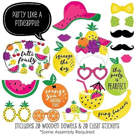 Amazon.com: Tutti Fruity – fiesta de cumpleaños Baby Shower ...