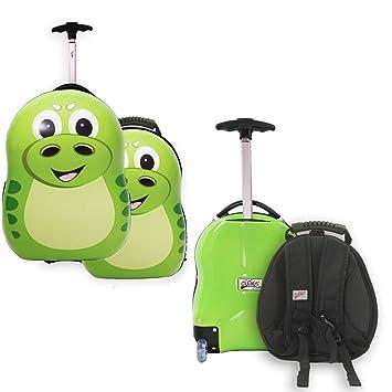Maleta de viaje y niños Mochila – 2 piezas niños equipaje de vacaciones, niños,