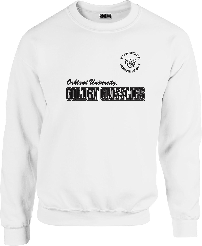 NCAA mens 50//50 Blended 8 oz Crewneck Sweatshirt