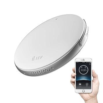 Amazon.com: iLuv SmartShaker 2 - Alarma vibradora ...