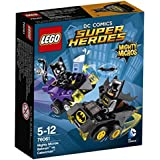 LEGO 76061 - Figurine Super Heroes Mighty Micros Batman Vs Catwoman