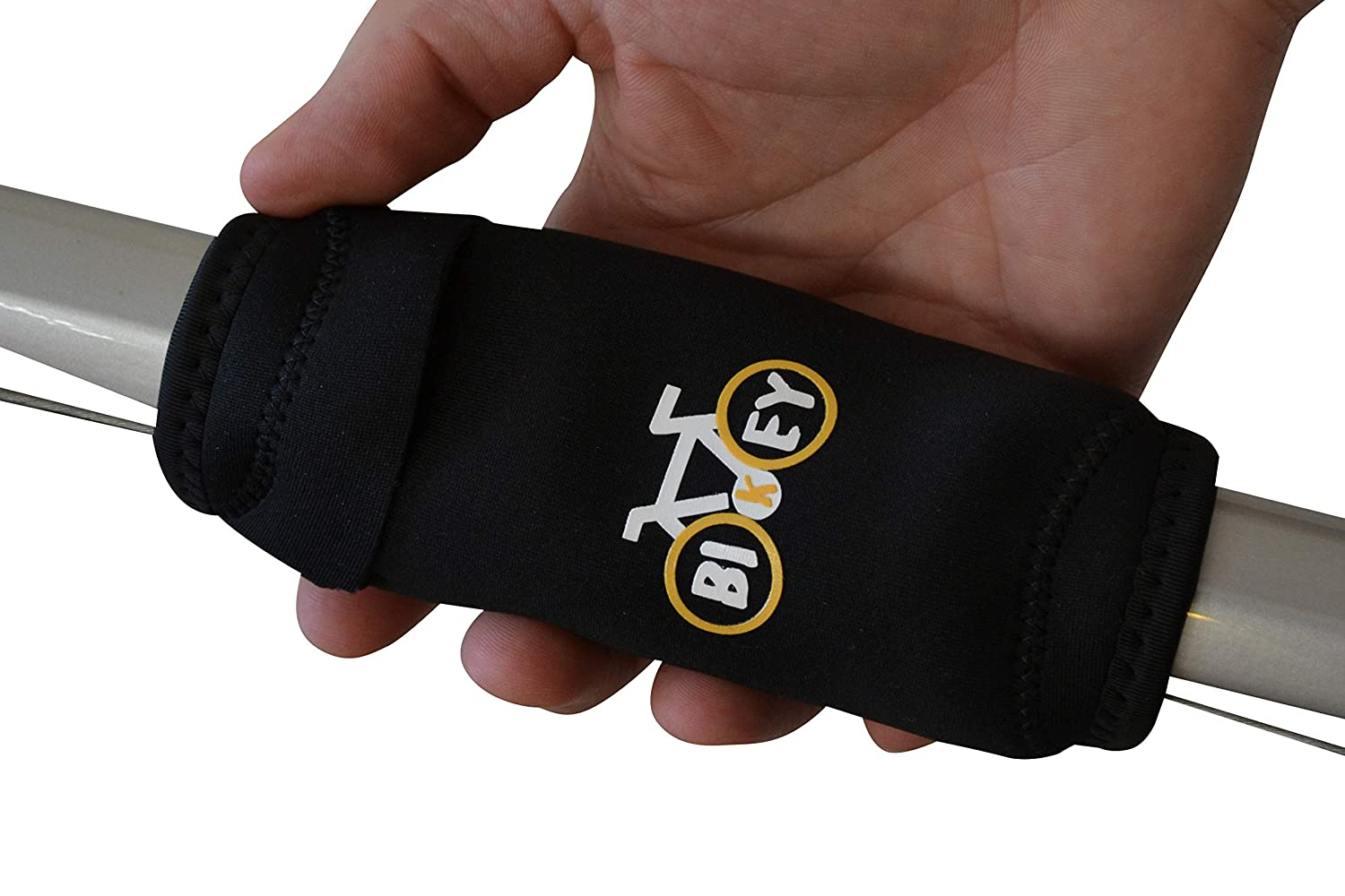 Bikey – A Flexible Pocket Bag for Bikes for Storing Your Keys or Small Items