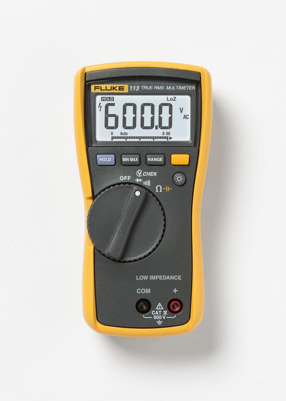 Fluke 113 True-RMS Utility Multimeter by Fluke (Image #1)