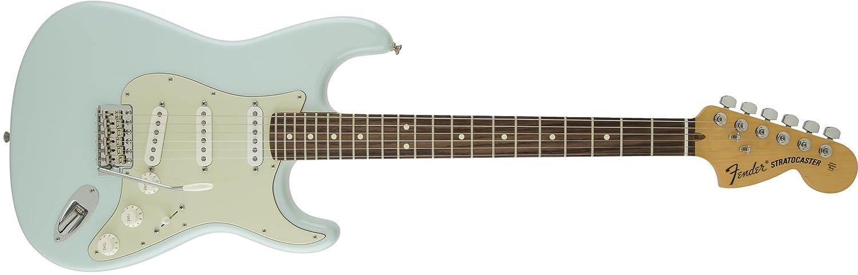Fender 0115600303 Guitarra eléctrica de diapasón de palisandro ...