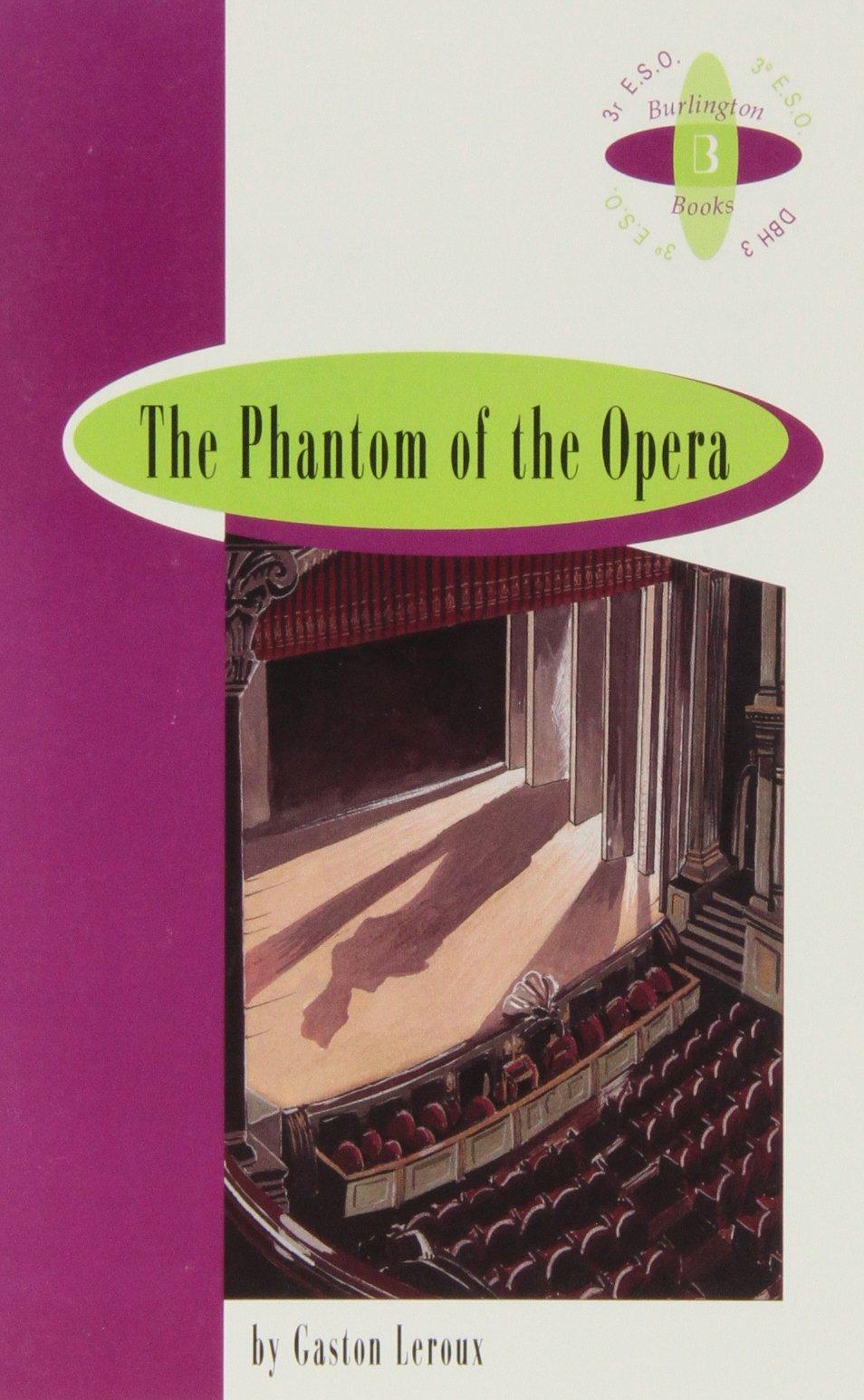PHANTOM OF THE OPERA,THE 3ºESO: Amazon.es: Gaston Leroux: Libros en idiomas extranjeros