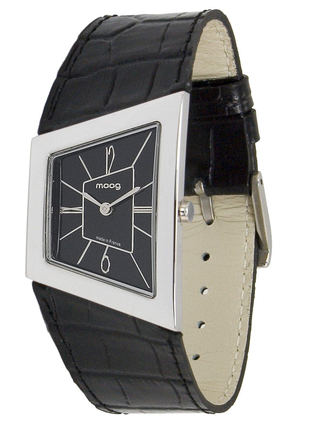 [ムック]moog 腕時計 Fashionista ブラック