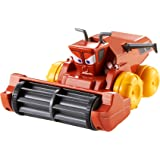 Disney/Pixar Cars, Hydro Wheels, Deluxe Frank [Harvester] Bath Vehicle