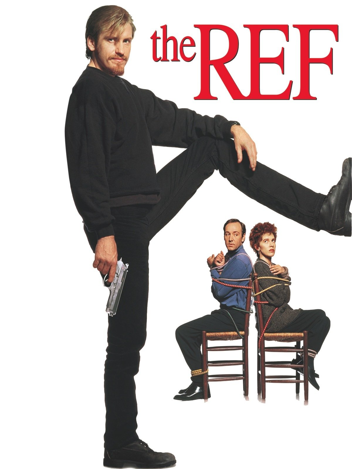 Amazon.com: The Ref: Denis Leary, Judy Davis, Kevin Spacey, Glynis ...