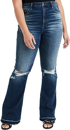 Amazon Com American Eagle 1819897 Pantalones Vaqueros Para Mujer Clothing