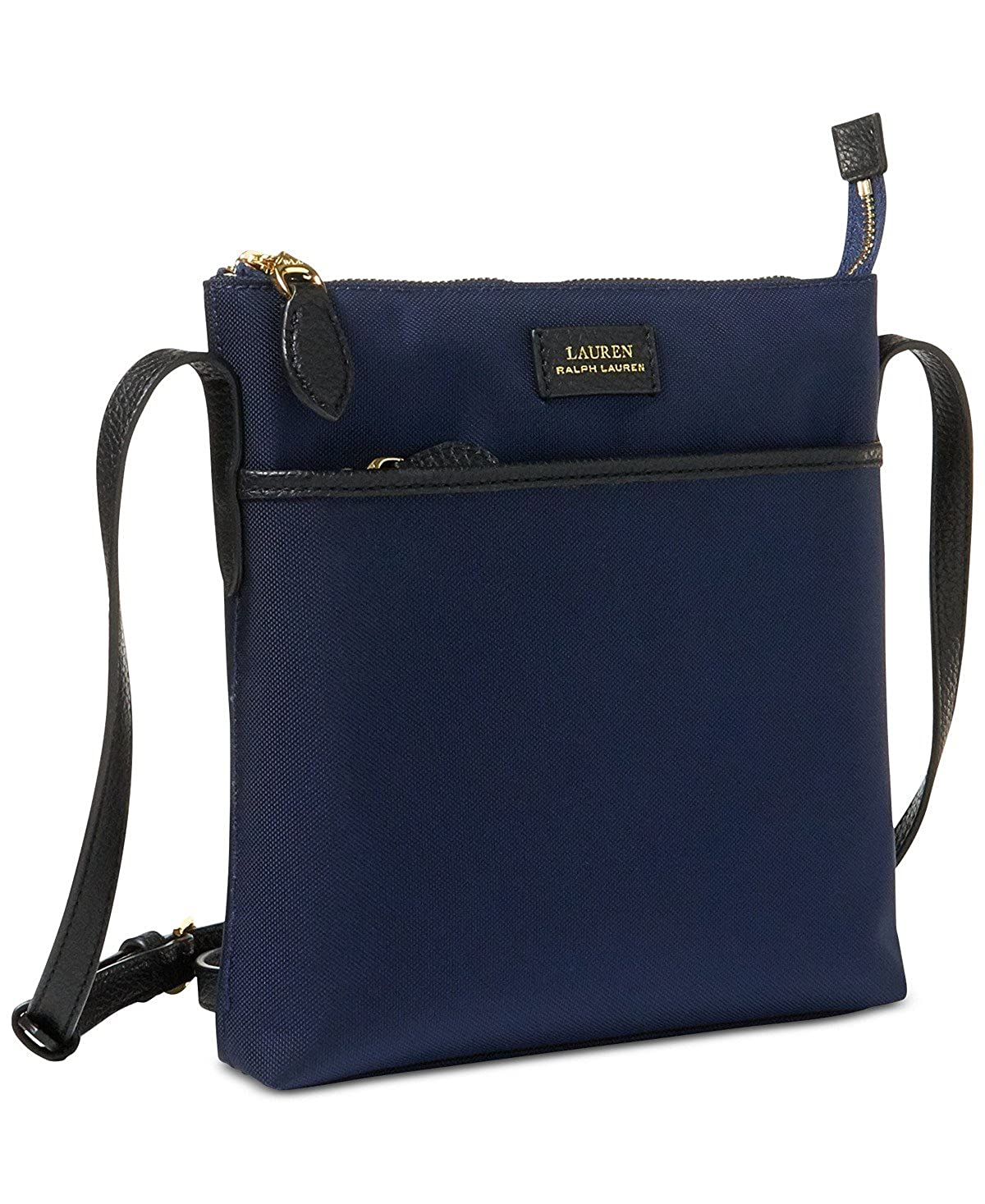 Lauren Ralph Lauren Chadwick Small Crossbody (Black)  Handbags  Amazon.com 401ee819a98ec
