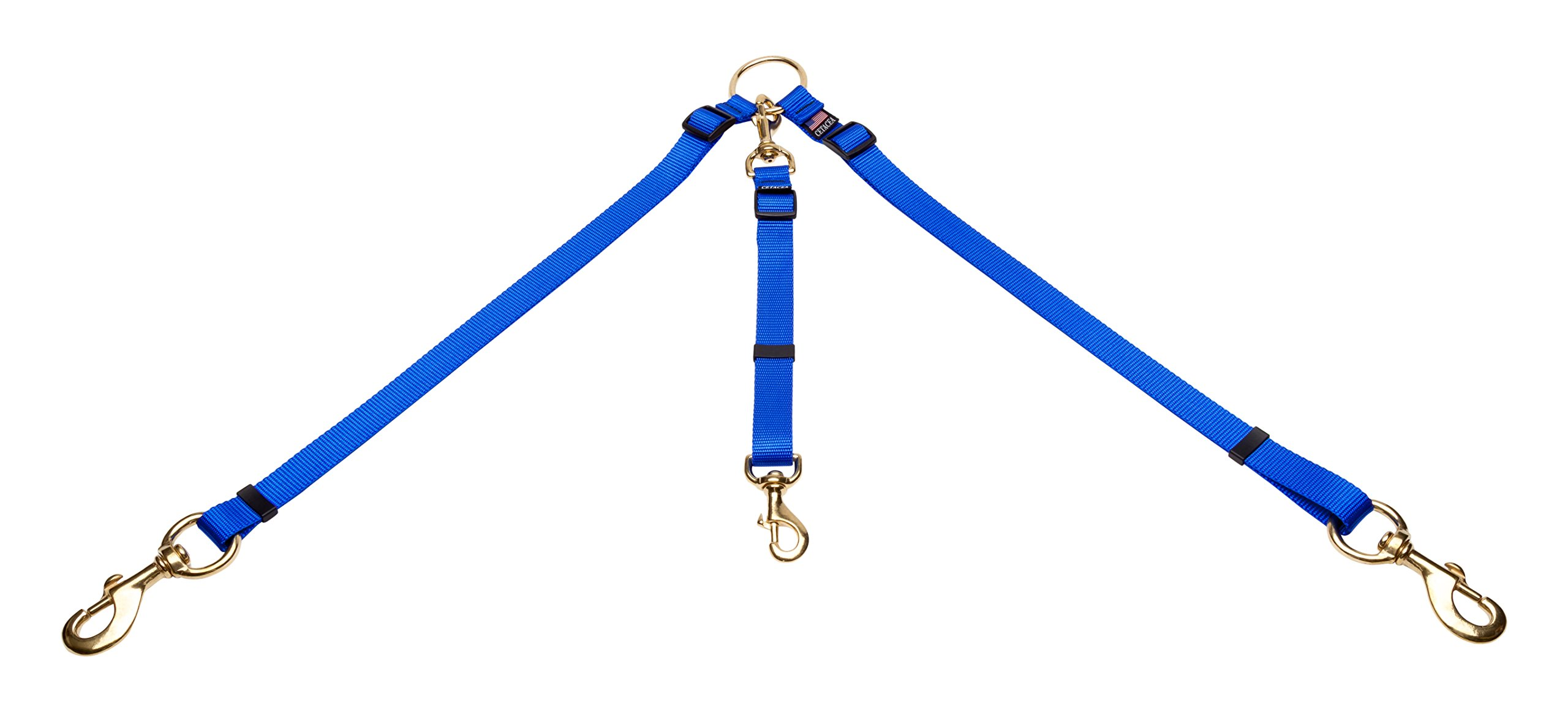 Cetacea Pet Truck Bed Tether, One Size, Blue