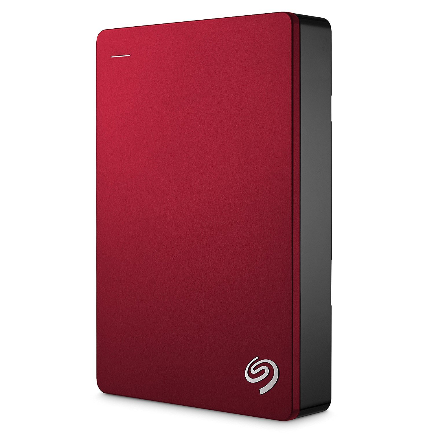 Seagate Backup Plus Slim Portable, External Mobile Hard Drive USB 3.0, 2,5 inch for PC & MAC & PS4 (Renewed), Capacity:1.000GB (1TB), Color Black by Seagate (Image #1)