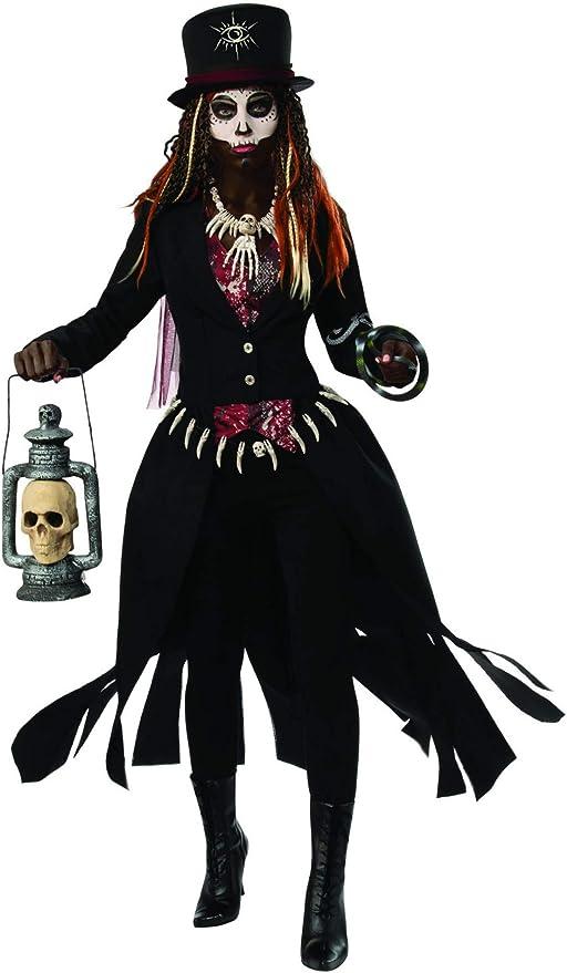 Amazon Com Rubie S Voodoo Priestess Womens Costume Clothing