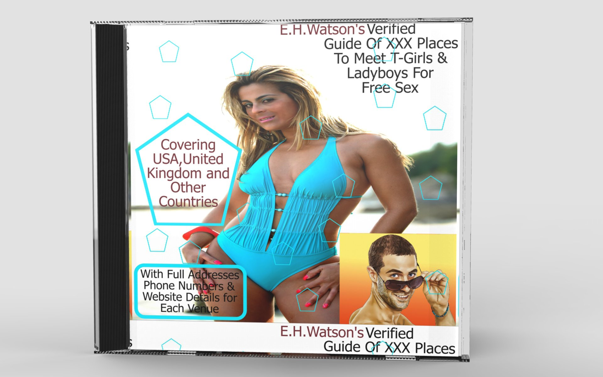 cd rom e h watson u0027s verified guide of places to meet t girls