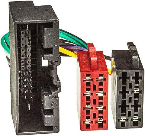 Tomzz Audio 7015 005 Radio Adapter Kabel Passend Für Elektronik