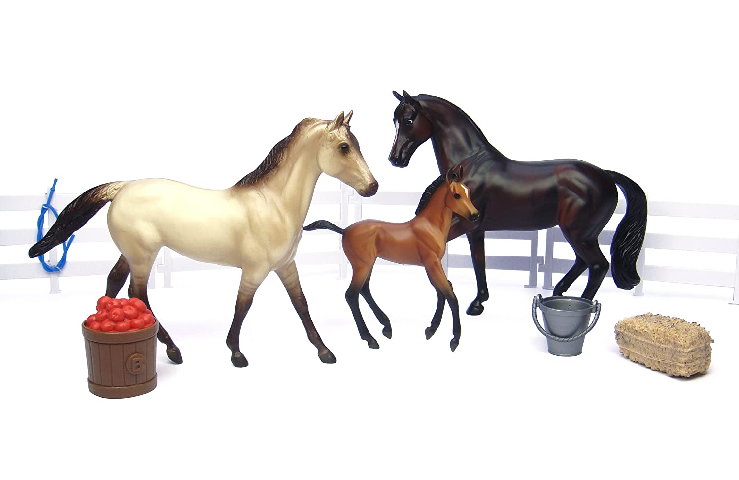 Breyer Classics Sport Horse Family Toy Set
