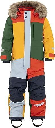 Didriksons Bjornen Multi Kids Snowsuit