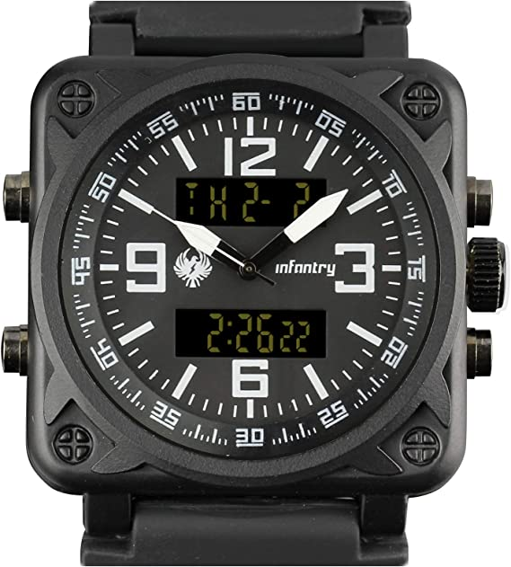 Infantry Watch 4895203603259 Amazon Co Uk Watches