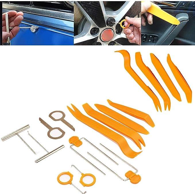 Car Interior Audio Door Clip Disassembly Removal 12Pcs Profession Repair Tools