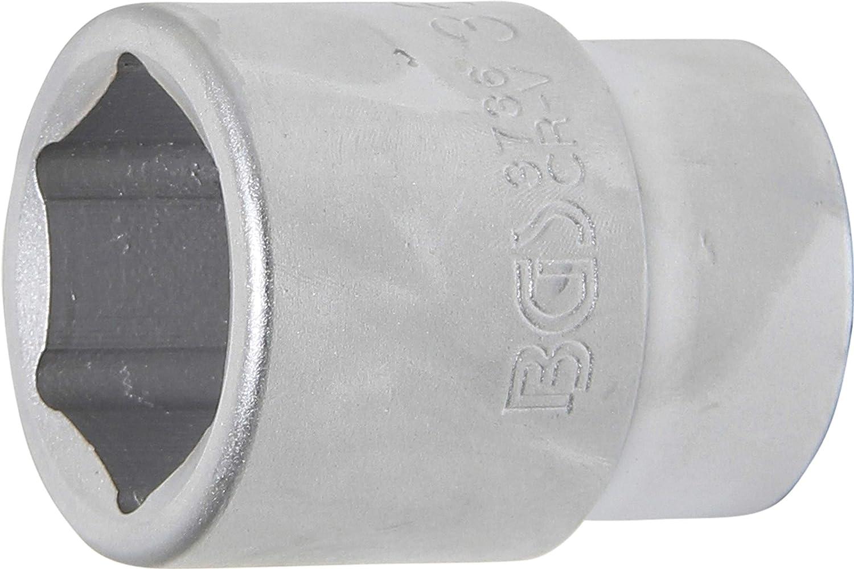 entrada 25 mm | 36 mm Llave de vaso hexagonal 1 BGS 3736