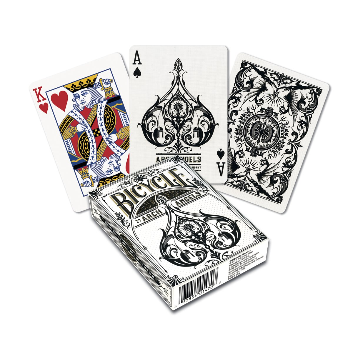 Bicycle Premium Poker Size Standard Index Playing Cards