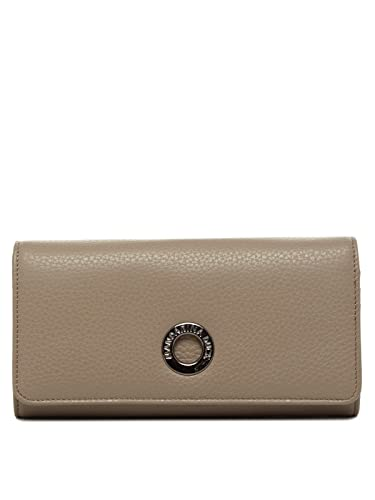 Mandarina Duck Mellow Leather Portefeuille taupe KV9nFuY67