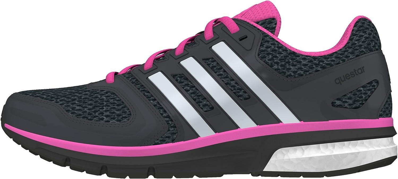 Sobriqueta Encantador calibre  Adidas Questar W – Running Shoes – Women's – Black: Amazon.de: Schuhe &  Handtaschen