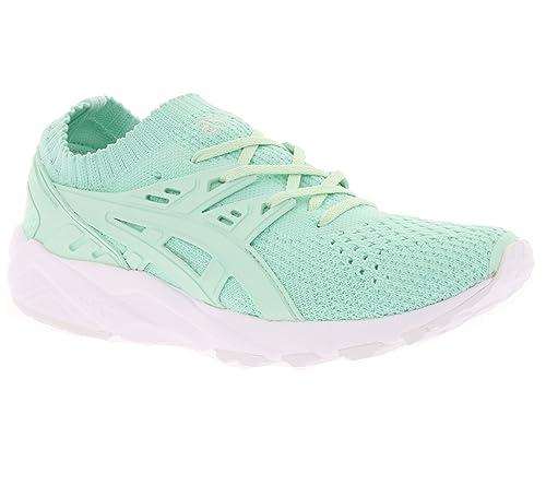 low priced 03910 61b16 ASICS GEL-KAYANO TRAINER KNIT Women's Sneakers (H7N6N ...