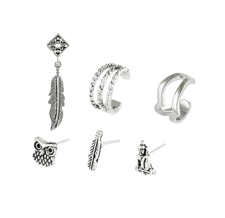 Vintage Bohemian Earring Stud for Women Boucle Doreille Jewelry Earrings Women Jewelry