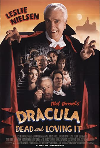 Image result for dracula dead and loving it poster amazon
