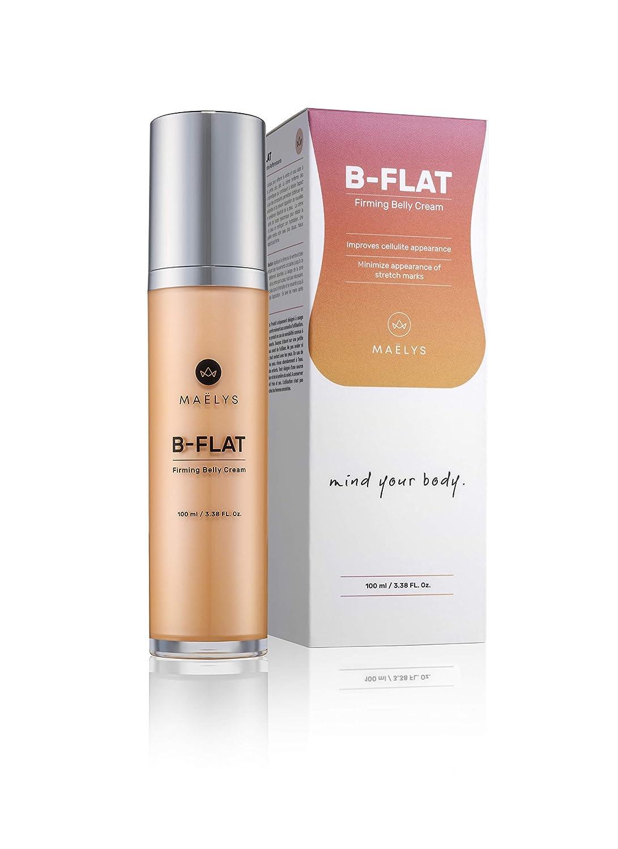 Amazon Com B Flat Cellulite Stretch Marks Firming Cream Belly